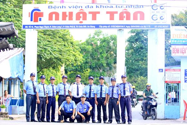 Đội bảo vệ