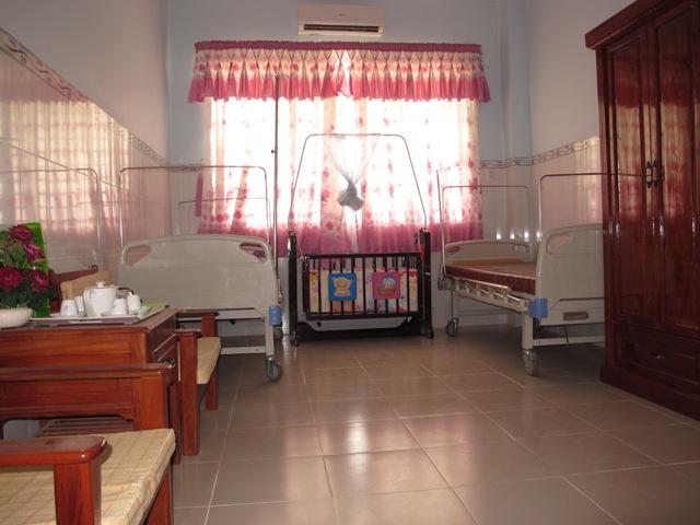 Phòng VIP khoa phụ sản